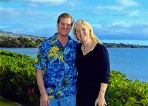 夏威夷蒂姆和凯利